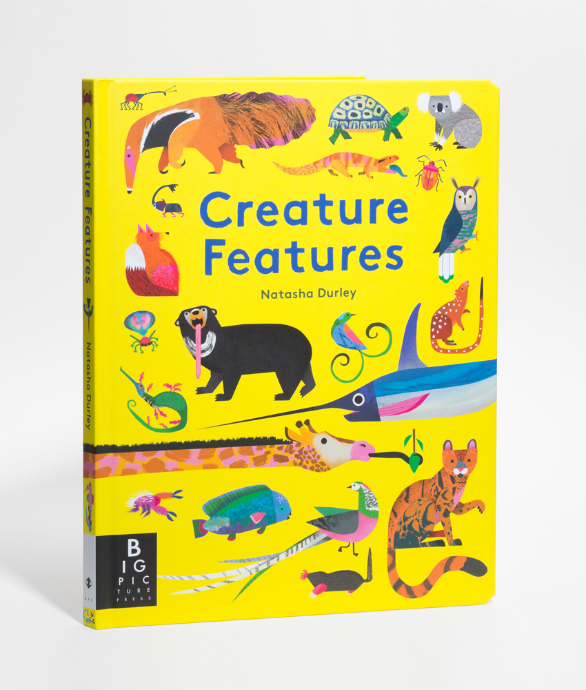 Creature Features original By Natasha Durley
