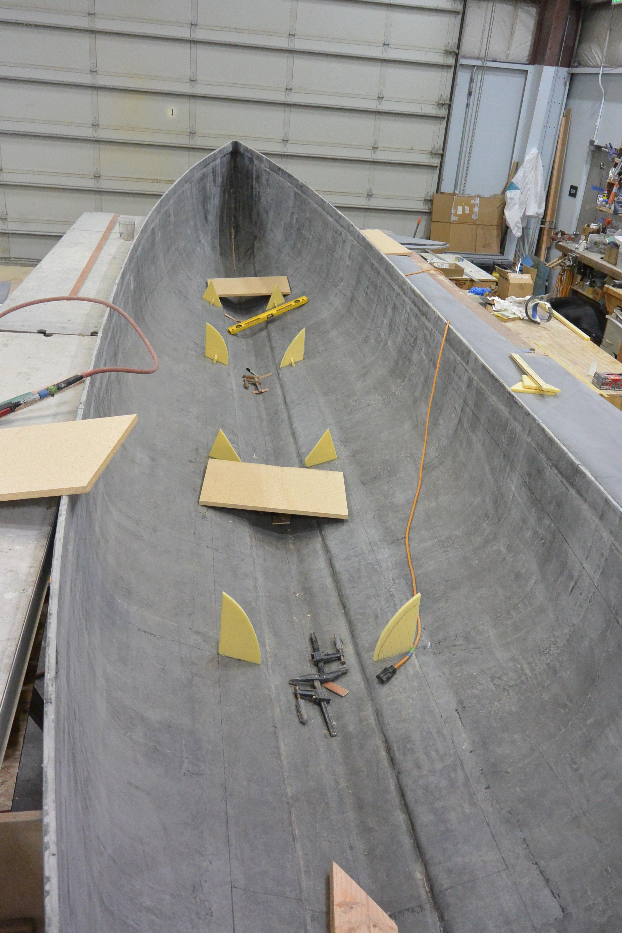 Hull Preparation