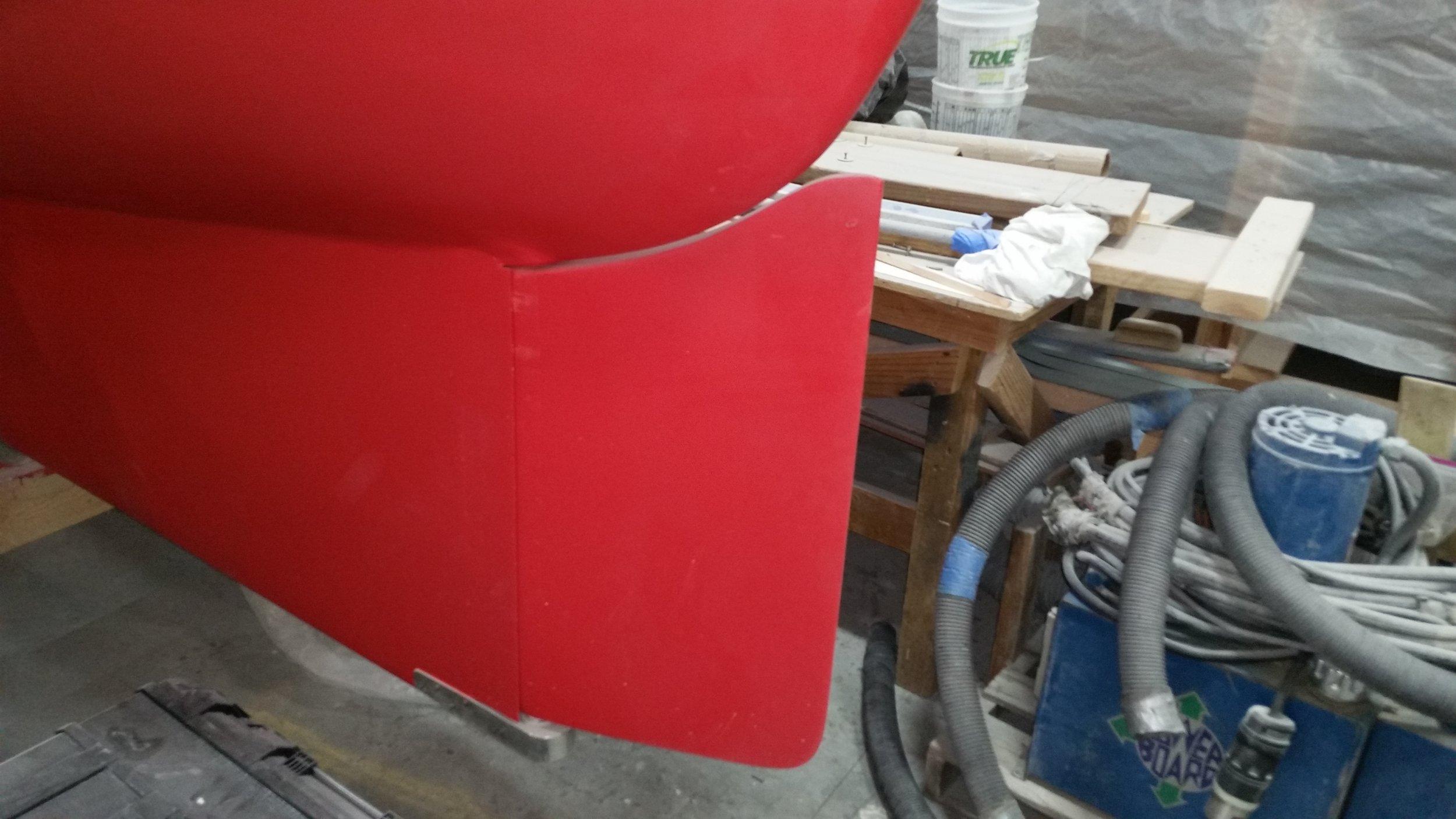 Custom Rudder