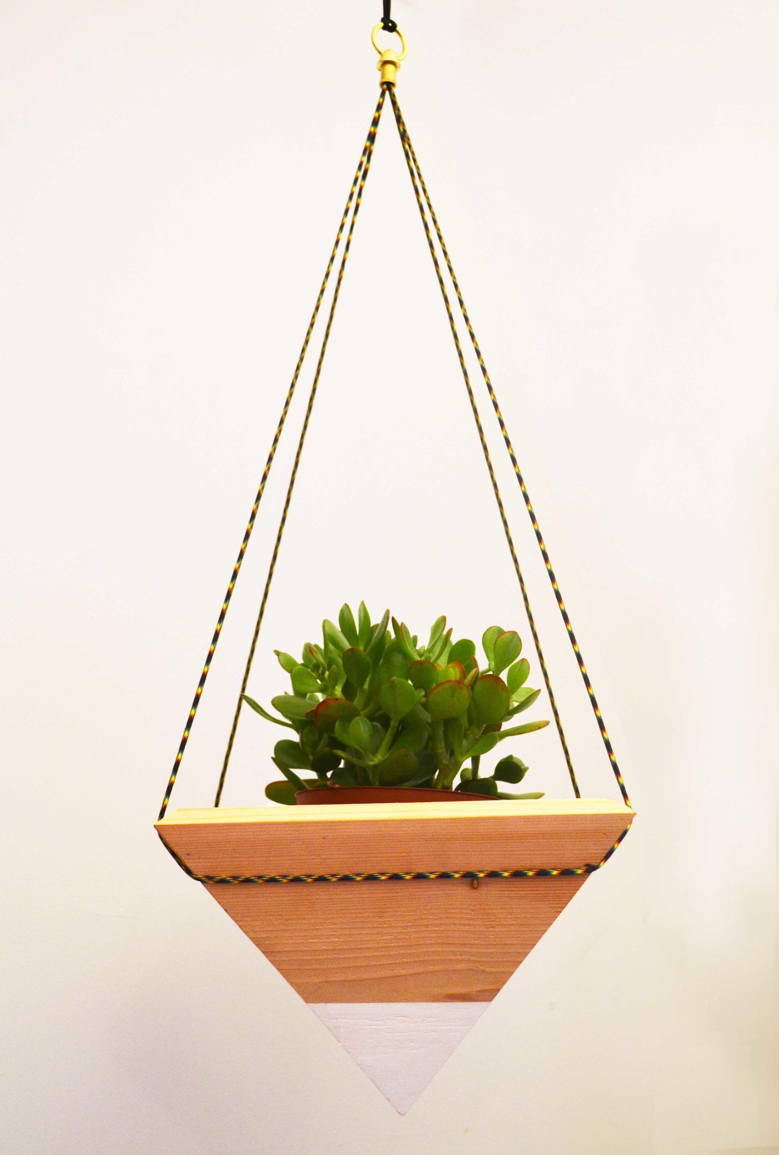 Pyramid Planter