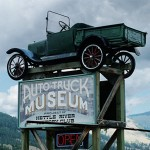 Antique Car & Truck Museum  - an incredible collection of antique automobiles and farm machinery, and a blacksmith shop.