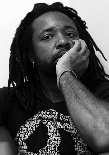 Marlon James -  Foto:  Jeffrey Skemp.