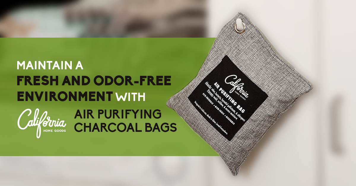 The most cost-effective (not to mention effortless) way to battle nasty RV odors is to use  carbon-activated bamboo charcoal bags . They might look like harmless rustic pillows, but they will simply work wonders in tight spaces like your camper. The best part about these charcoal bags is, for a budget-friendly price, they don't just absorb the bad smells. They even trap moisture (that causes mold and mildew) air-borne bacteria and allergens. Small charcoal bags are enough for spaces like inside the fridge, cabinet, pr under the sink while the bigger bags can stay lying around in the kitchen, living area, or the driver's side.     If you need odor absorbers and dehumidifiers that work 24/7 without needing energy (your energy and electricity, that is), charcoal bags are your best bet. But don't choose just any kind of charcoal bag. To make sure you won't get disappointed, choose the best one there is: the  California Home Goods Bamboo Charcoal Air Purifying Bags . Even the world's first video wiki,  Ezvid Wiki , has said so. After an intense 23-hour research, the California Home Goods Natural Deodorizers has been hailed  Top 9 in the Wiki of 2018's Best RV Dehumidifiers , and is even named as the  Best Inexpensive Dehumidifier .  So don't hesitate now. While you're still preparing for that trip, order your preferred bamboo charcoal bags value pack today! We have different sizes of deodorizing bags and varieties of bundle packs available to suit your needs.