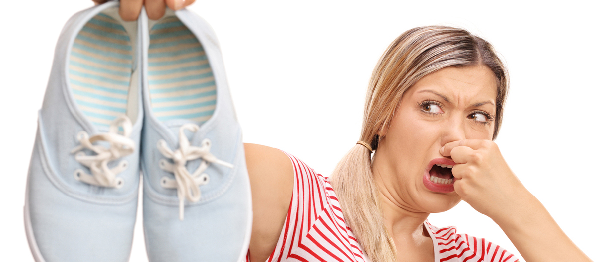 Athletes and gym-goers alike know that gym bags and rubber shoes can (and do) stink. But do you know what could be worse than knowing that yours do stink? It's not knowing all along it was yours, only to find out from another person. Yikes.  So if you want to save yourself from the embarrassment, plus increased chances of health hazards, you shouldn't turn a blind eye now. Keep these handy tips in mind, most especially a  charcoal odor neutralizer bag  at hand, and you'll never have to worry 'bout a stinking bag or shoe ever again:
