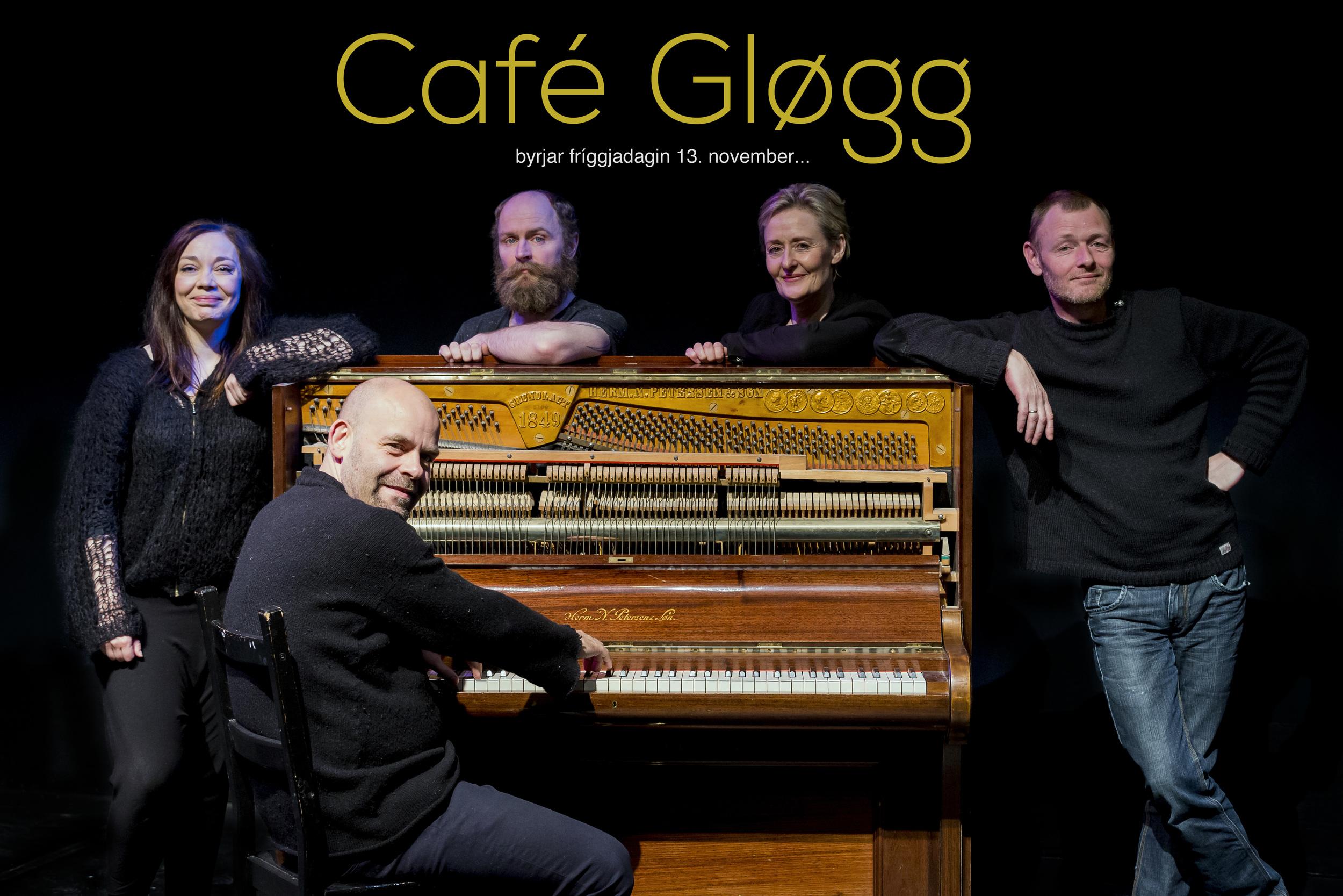 Magnus Johannessen (við klaverið),Beinta Clothier, Nicolaj Falck, Súsanna Tórgarð og Hans Tórgarð