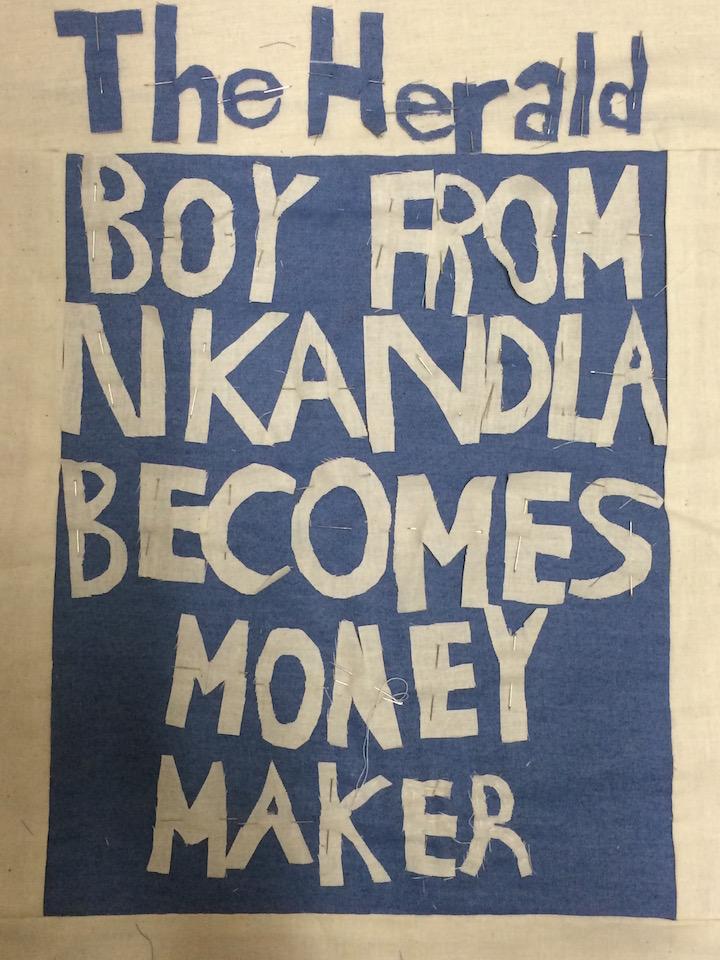 Artist:Kamva Mgqibelo