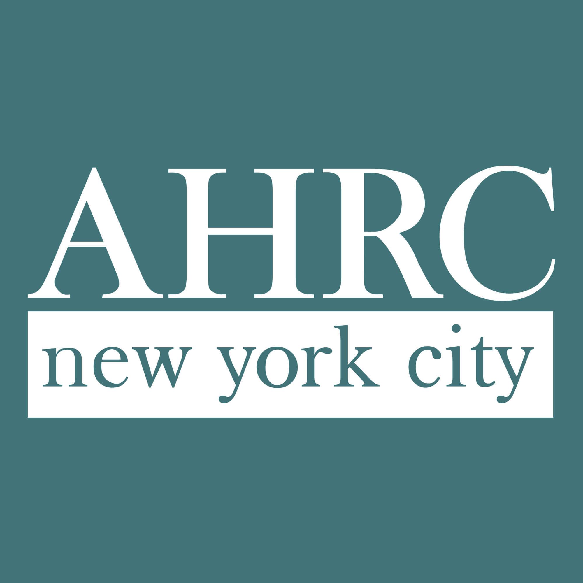 AHRC NYC