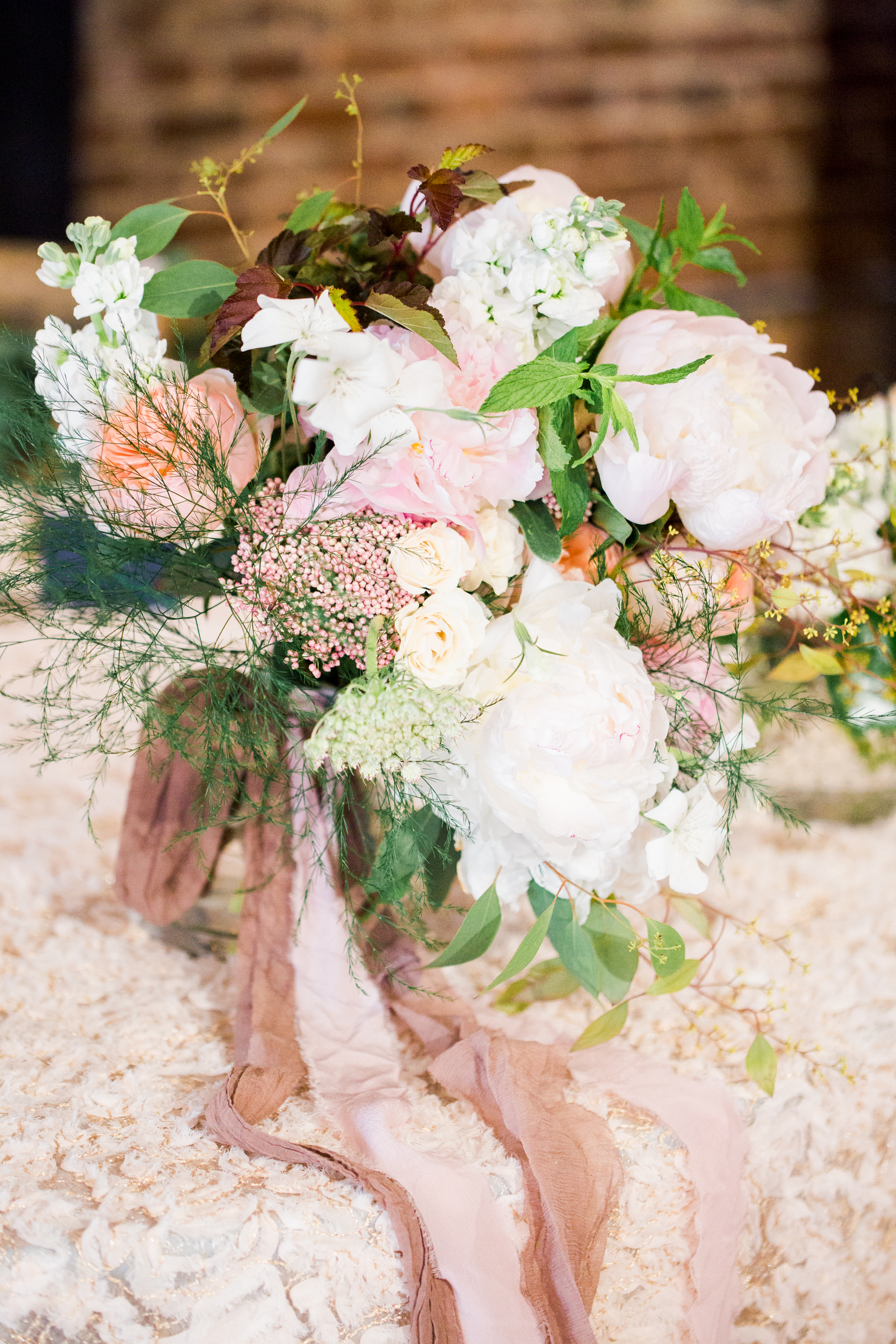 Blue Barn Photography - Bowerbird Flowers - bridal bouquet - summer wedding