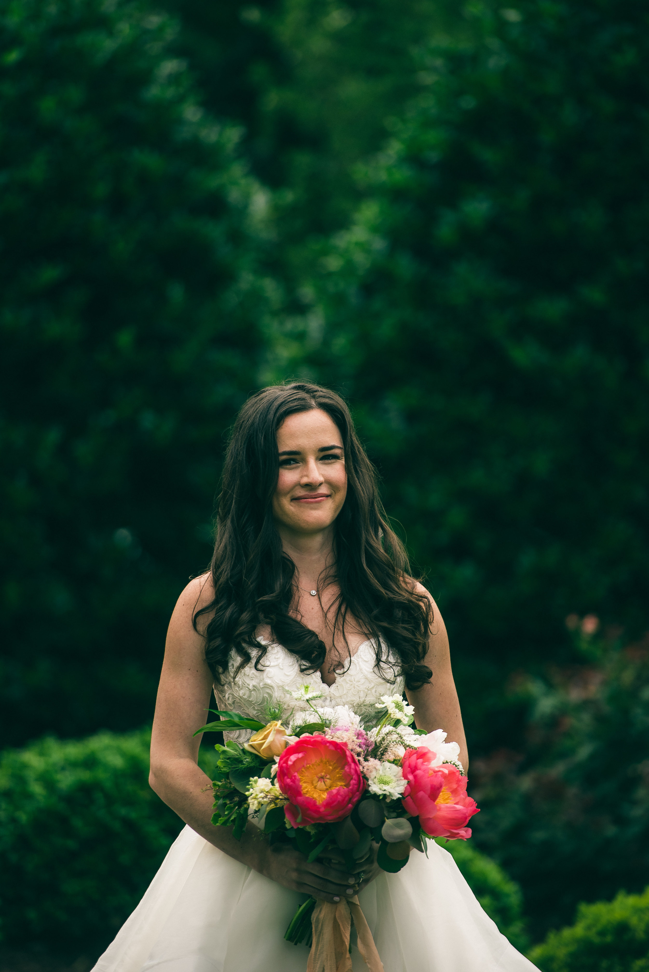 Vesic Photography - Bowerbird Flowers - summer wedding - bridal bouquet