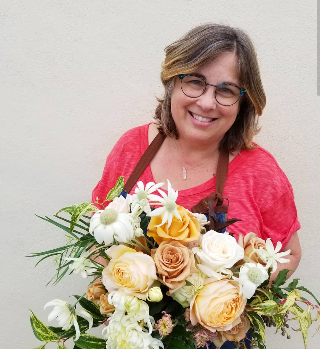 Founder/CEO - Diane loves anything that keeps her smiling. This includes small puppies, big local blooms, and a good conversation. Her days at Bowerbird are filled with client interactions, vendor relations, and tracking down the best of the best in product. Diane's Secret talent is being up with the floral trends and knowing just where to find a specific flower. Her favorite flowers are off-beat tulips, bearded iris, and not your average roses.As the Founder of Bowerbird, Diane started the business with the idea that arrangements should be created to showcase what each individual bloom can do. This concept is a contrast to typical traditional floral designers. In order to learn the trade Diane trained with Sarah Ryhanen of Saipua based in Brooklyn, NY in 2014. From there she has continued her lessons since by taking classes with well known designers such as Pondarosa & Thyme, Love'n fresh Flowers, and Bows & Arrows Flowers.