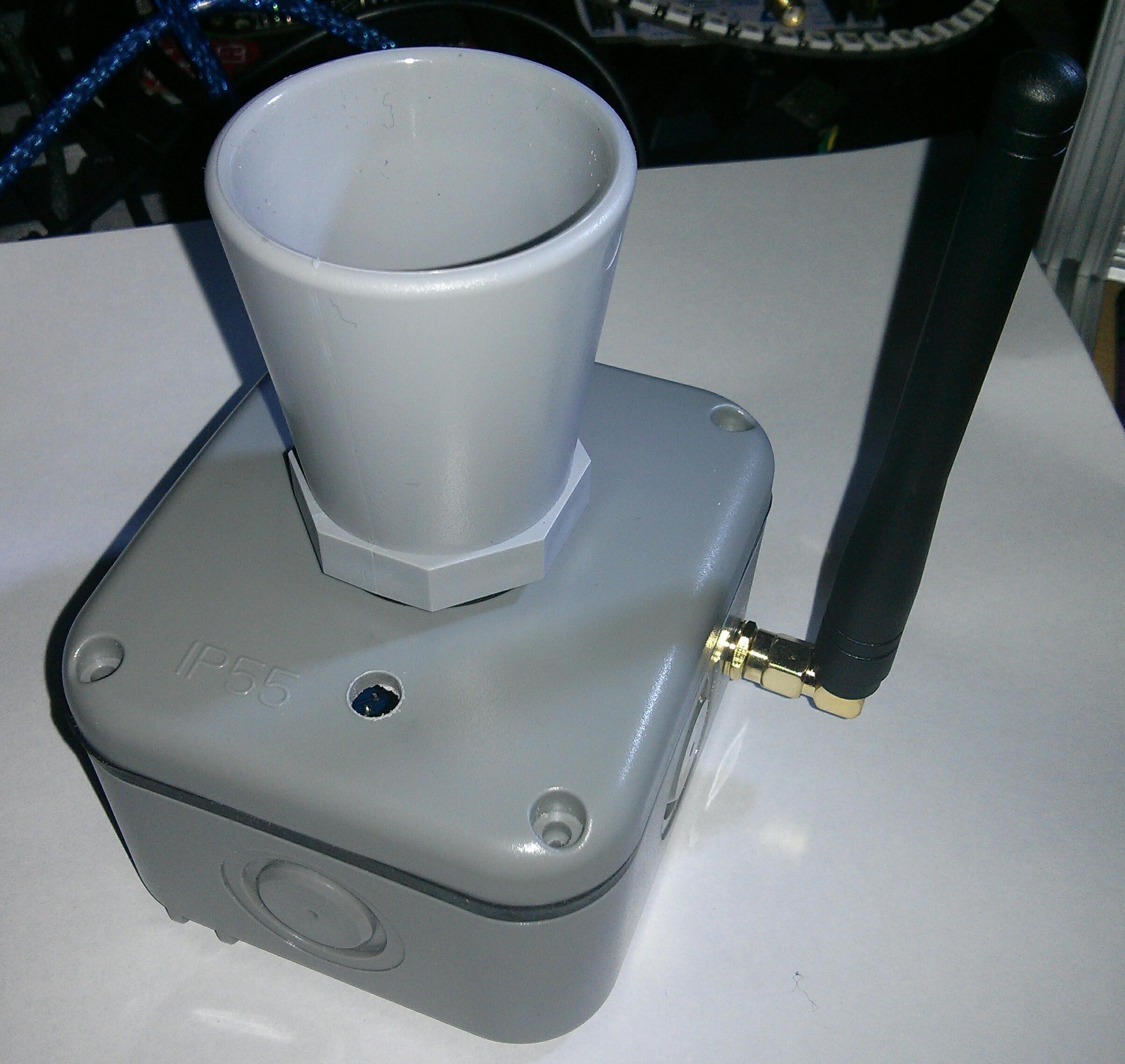 prototype Sensor Device