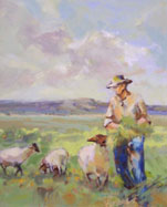 Luncheon on the Grass - (SOLD)