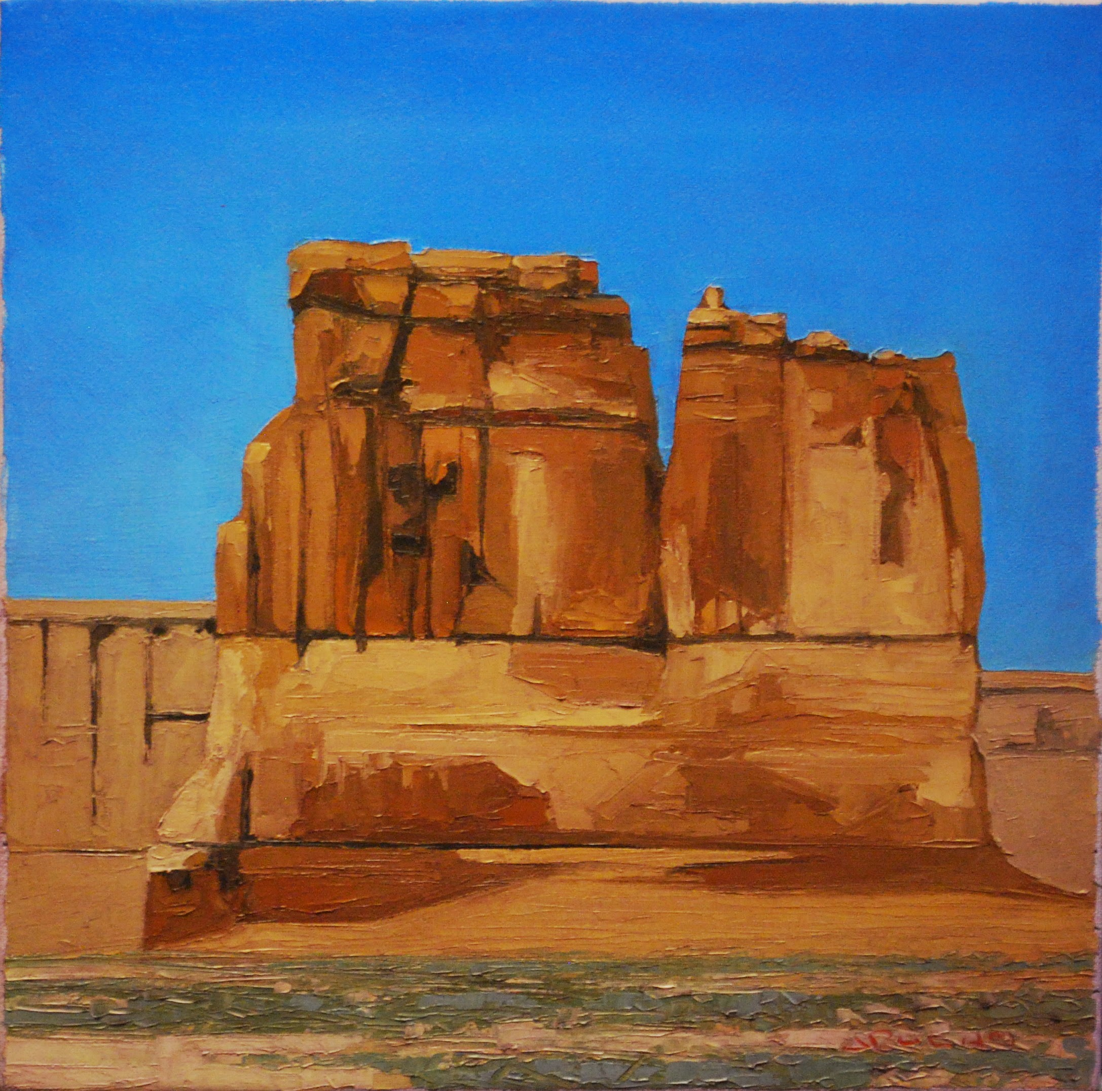 Arches III  (SOLD)