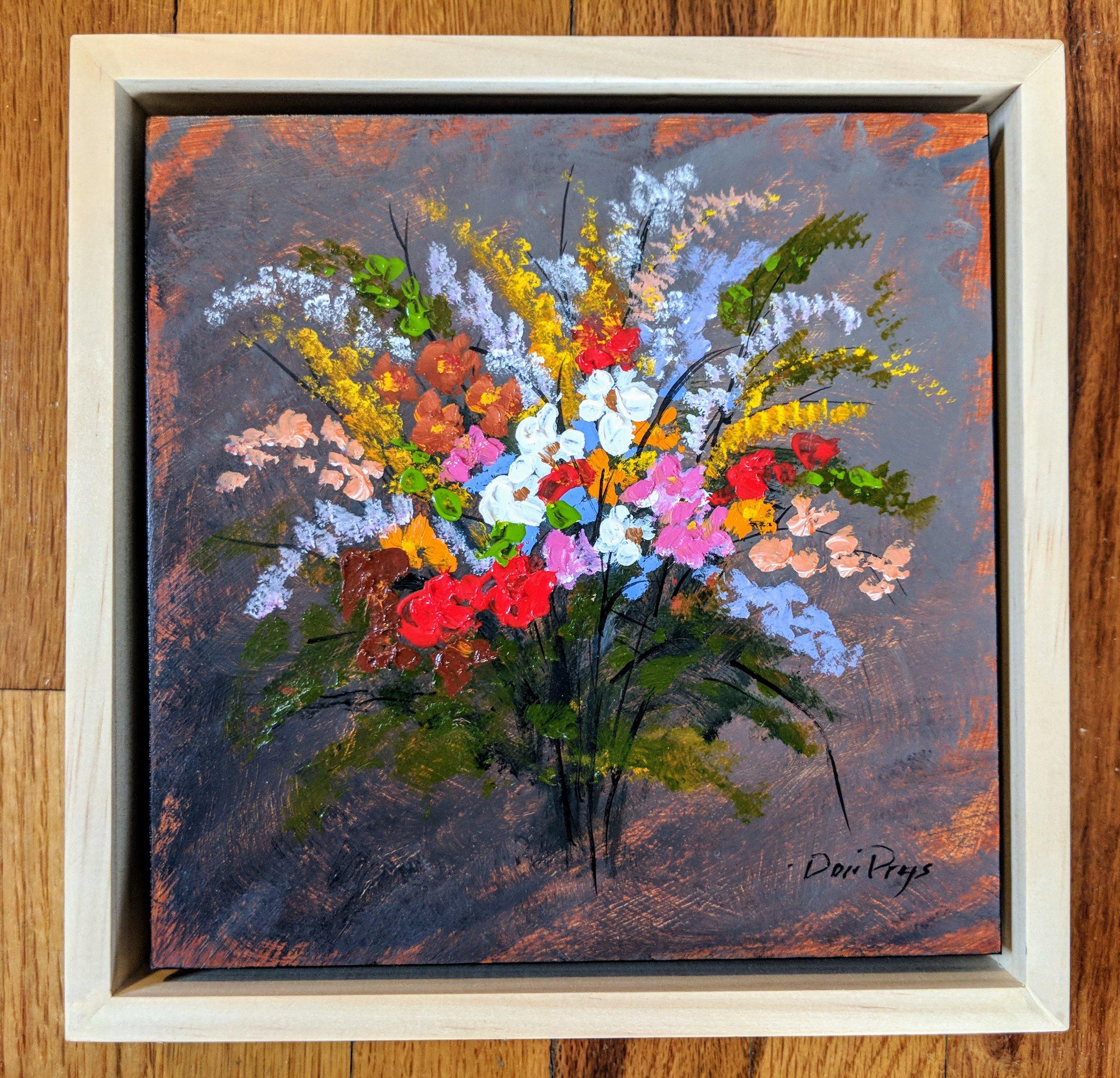 FLOWER MARKET II