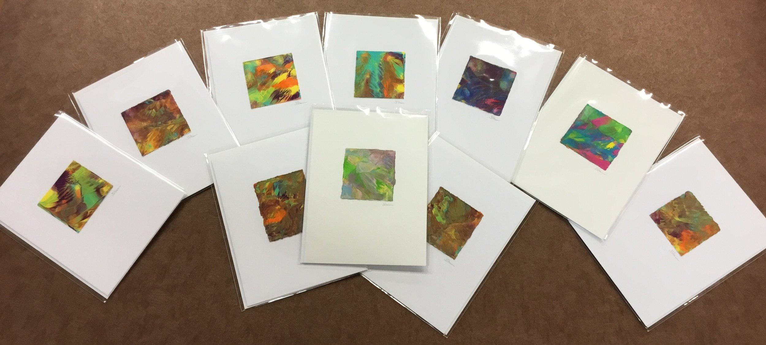Assorted Original Cards