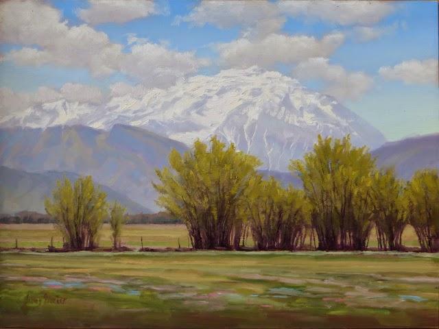 Cascade Mountain Spring