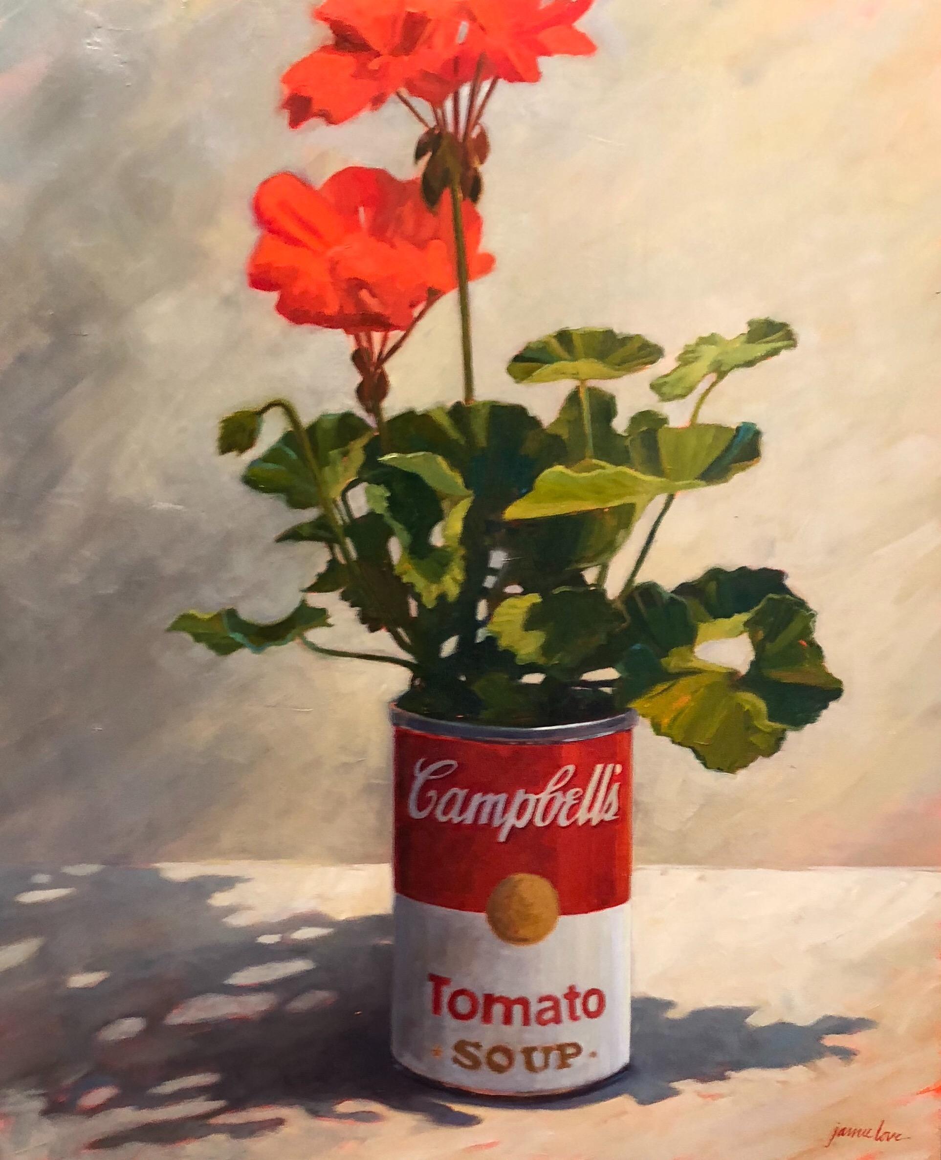 Tomato Soup Gerraniums