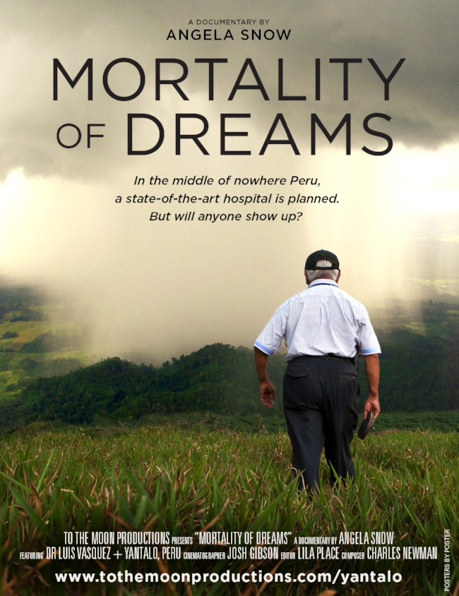 Mortality of Dreams Movie Poster
