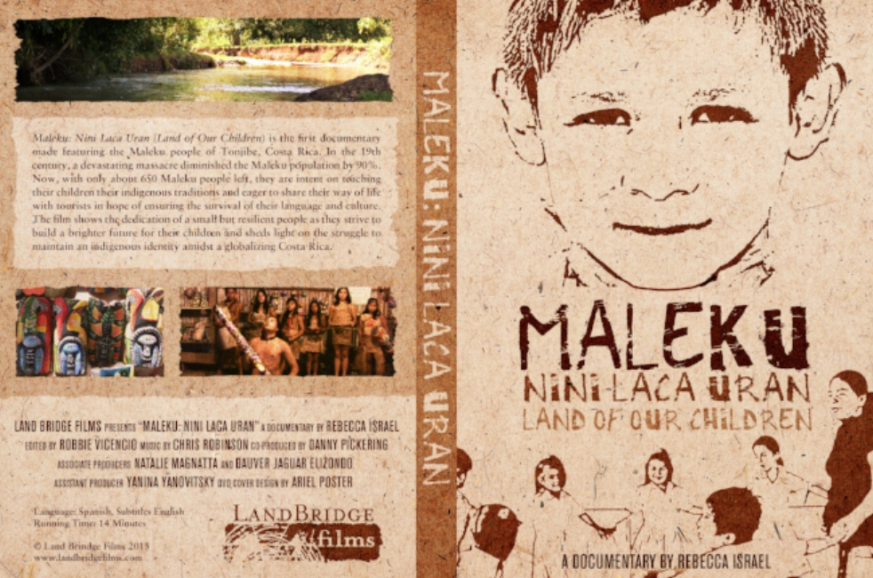 Maleku DVD Design