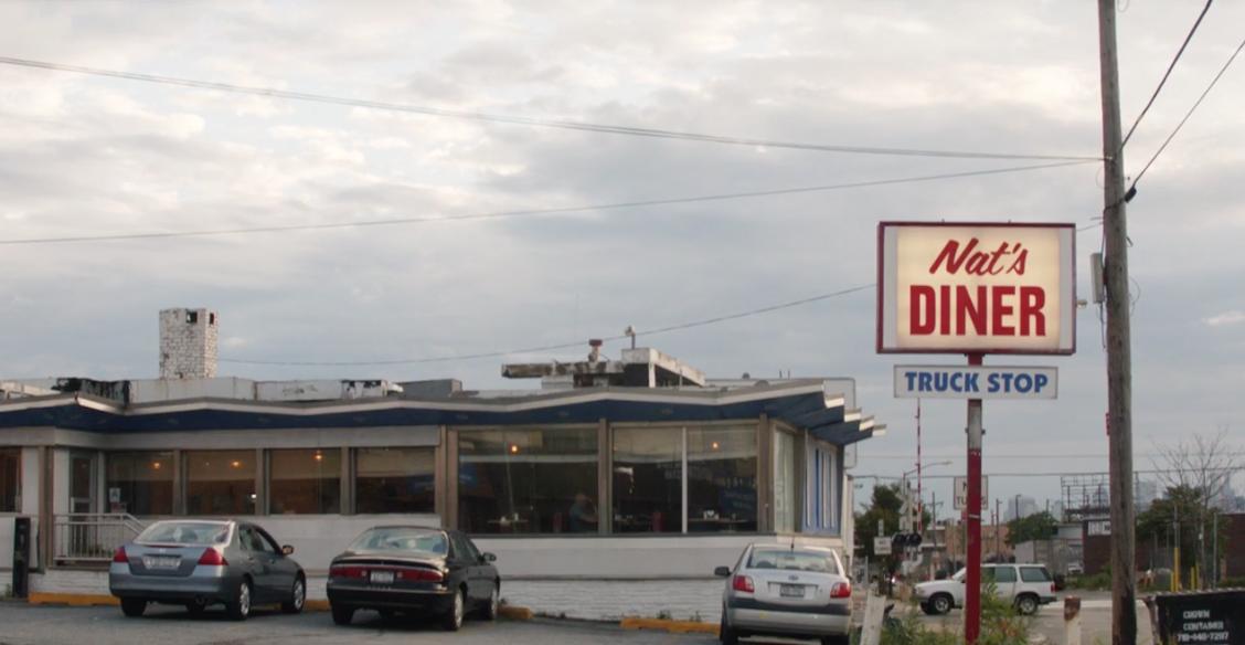Nat's Diner Sign