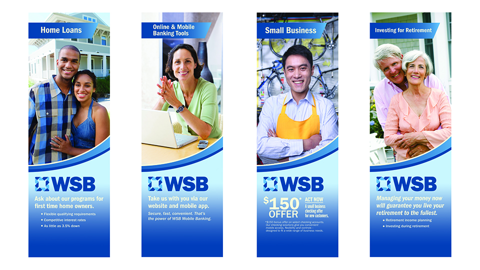 Bank Posters