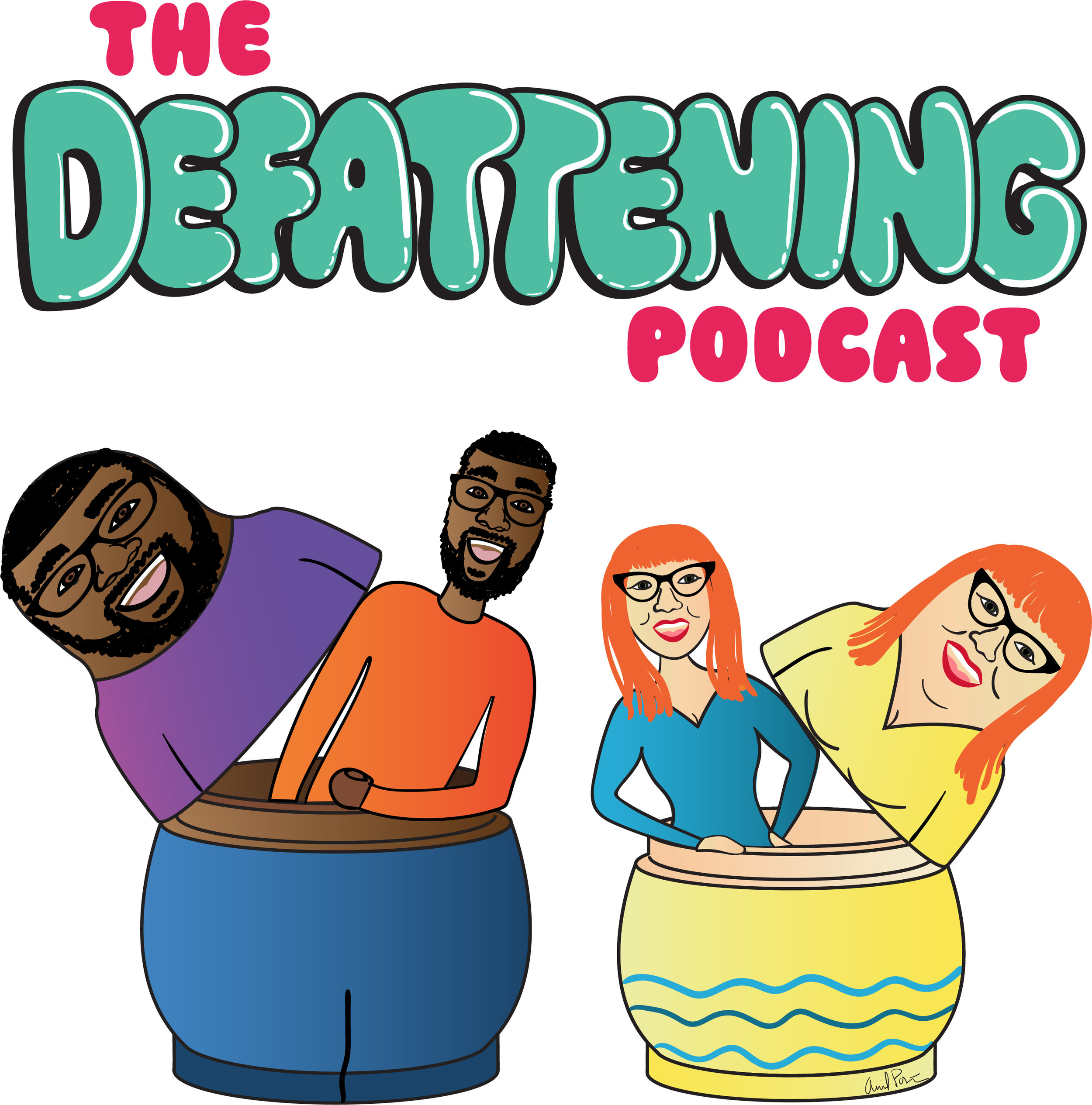 The Defattening Podcast