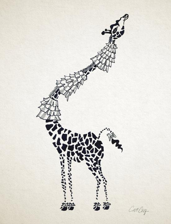 Giraffe available  here .