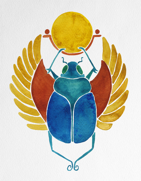Scarab available  here .