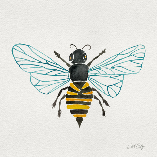 Honey Bee available  here .