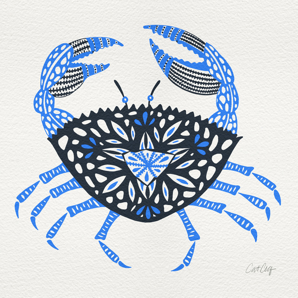 Blue Crab available  here .