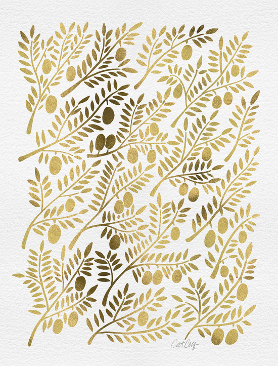 Olive Branches available  here .