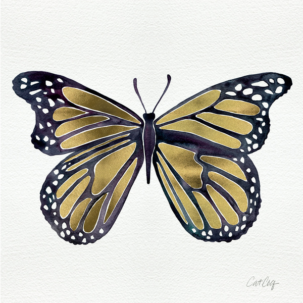 Butterfly available for purchase  here .