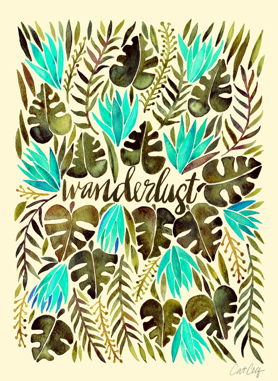 Wanderlust available  here .