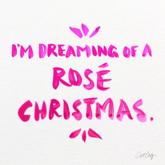 Rosé Christmas available  here .