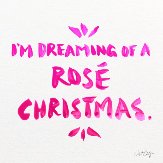 Rosé Christmas available  here .