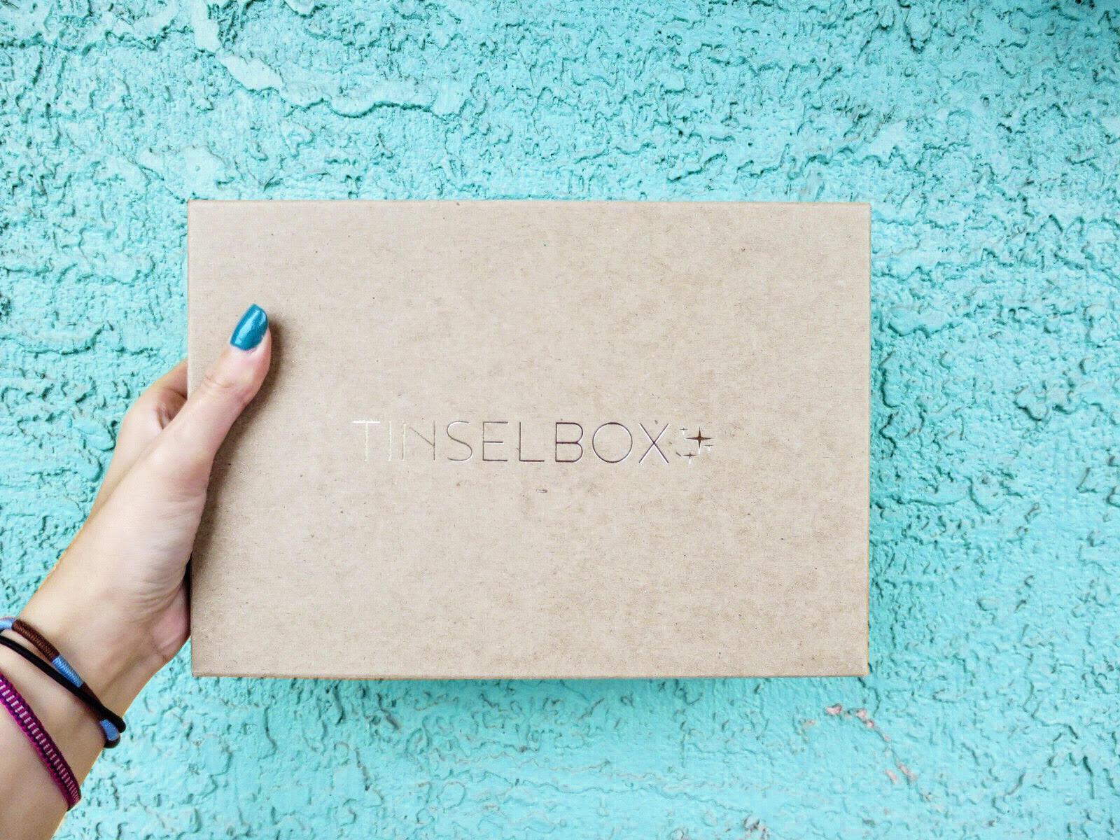 My first Tinselbox! I'm pretty pumped.