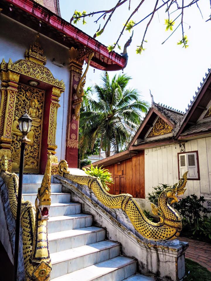 Inspiration for my future dream home: badass dragon railings.