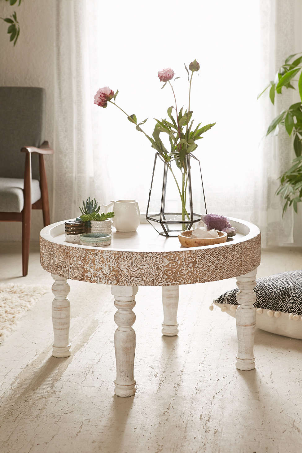 Hope Round Coffee Table   •  Urban Outfitters