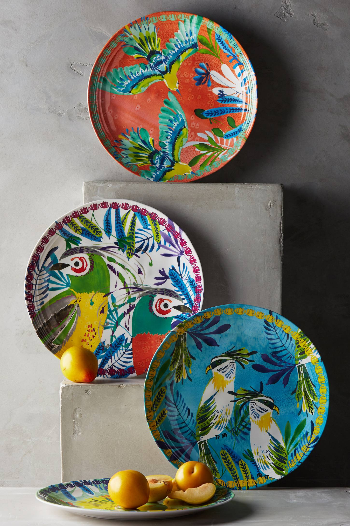 Aperta Dinner Plate   •  Anthropologie
