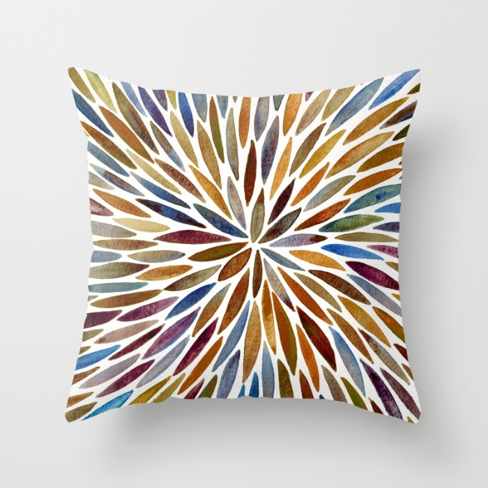 Retro Burst   •  Society6