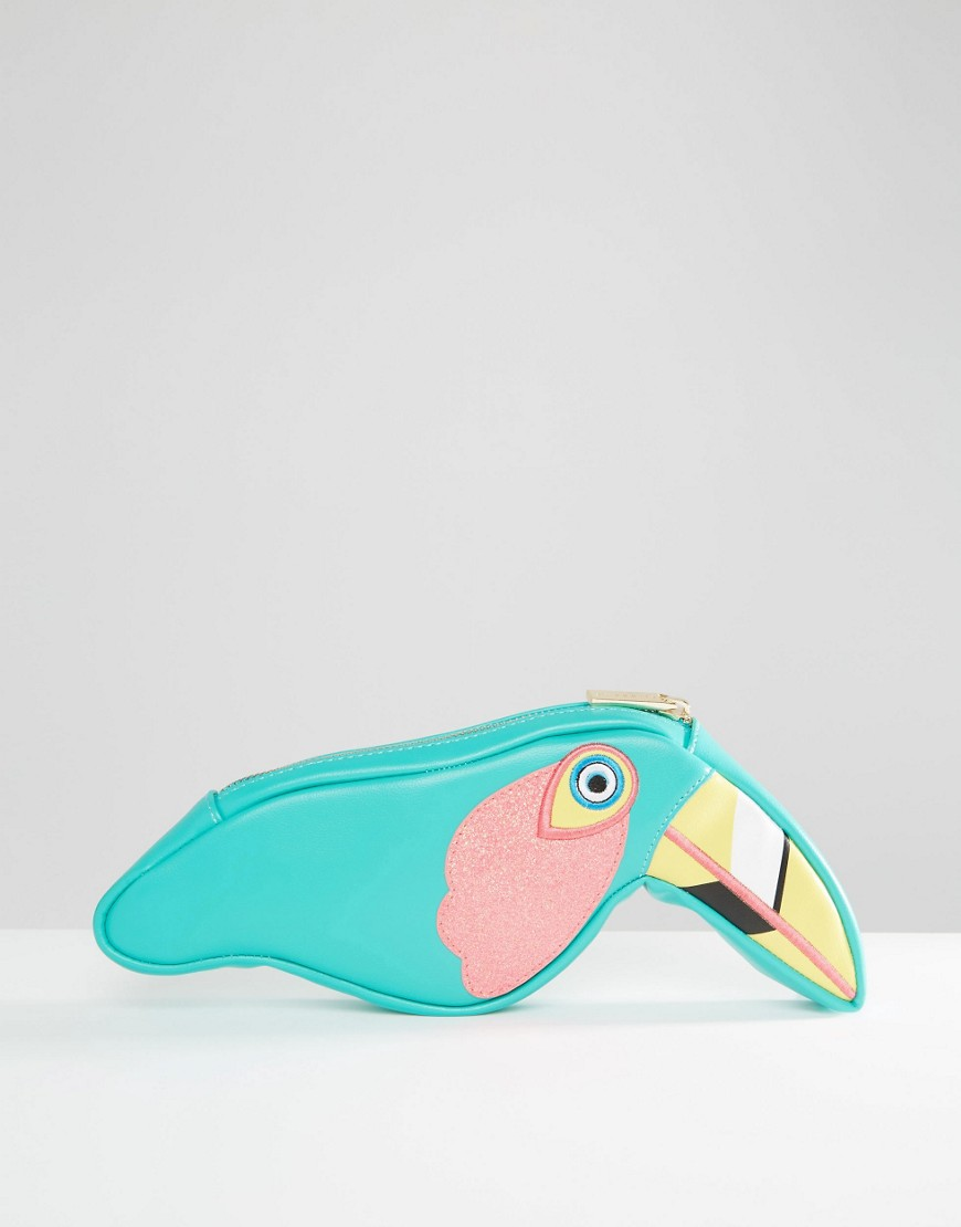 Toucan Pencil Case   •  Skinnydip