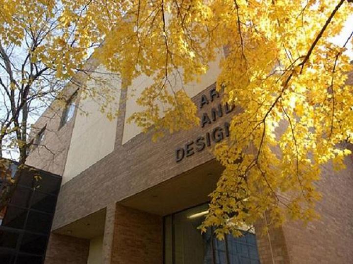 Lawrence, KS: University of Kansas Art & Design Building