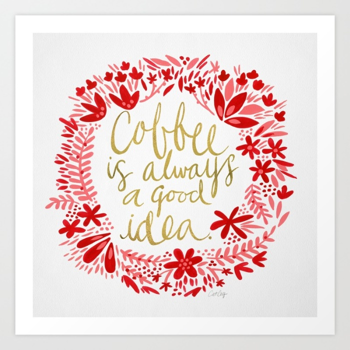 Coffee  •  art print $18–$65