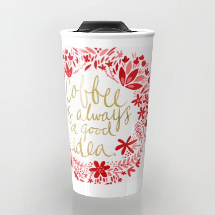 Coffee  •  travel mug $24