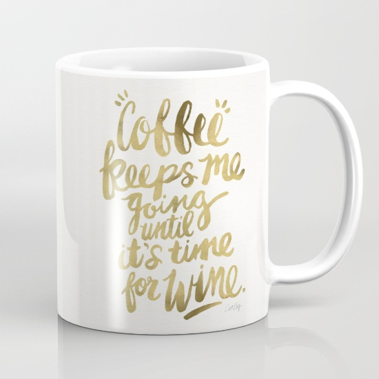 Coffee & Wine  •  mug $15–$18