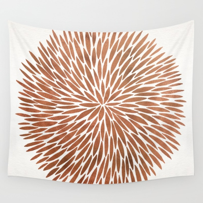 Rose Gold Burst  •  tapestry $39–$79