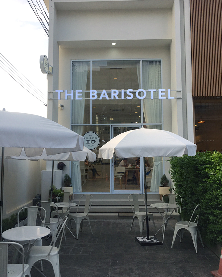 The Barisotel by The Baristro