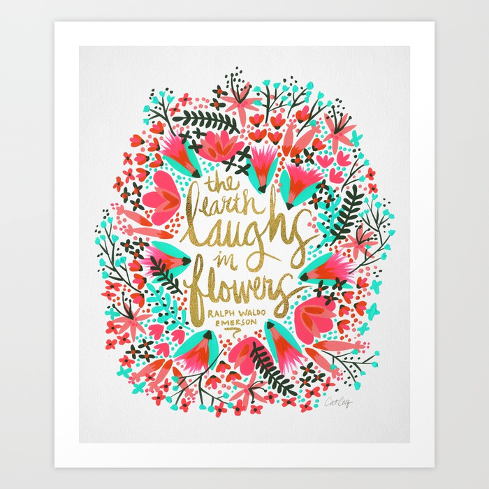 the-earth-laughs-in-flowers--pink--gold-prints.jpg