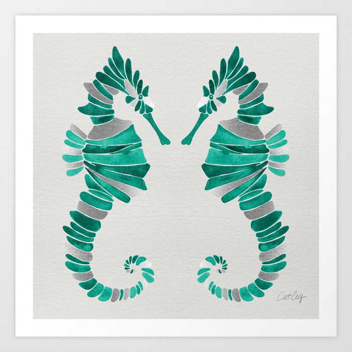 seahorse--silver--turquoise-prints.jpg
