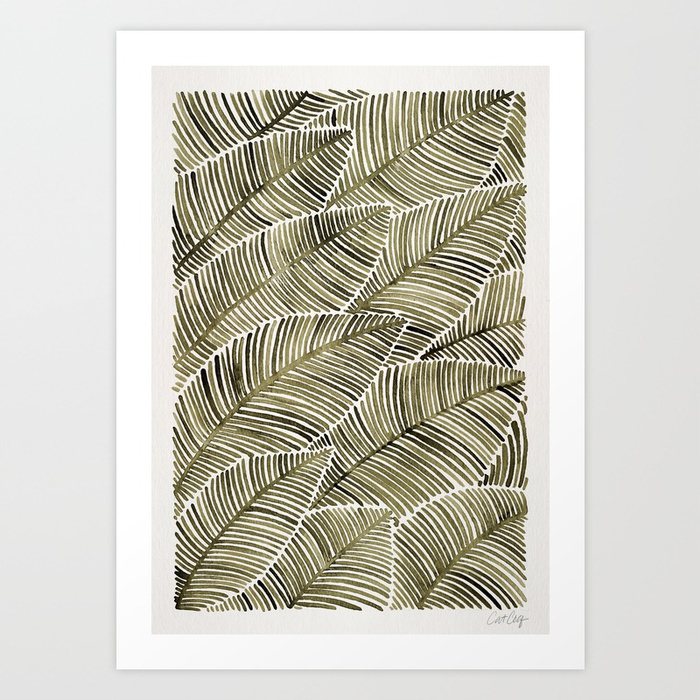tropical-leaves-taupe-palette-prints.jpg